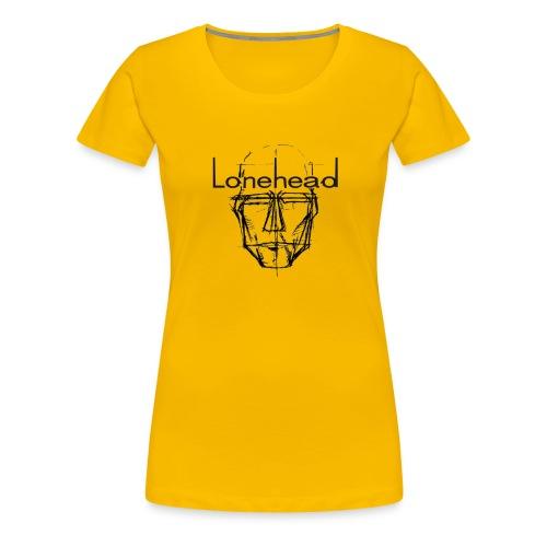 lhlogoblack - Women's Premium T-Shirt