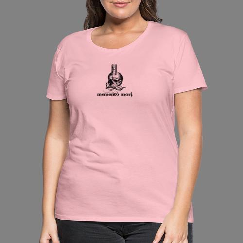 memento mori - Women's Premium T-Shirt