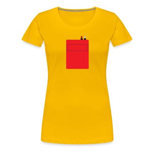 Action Replay - Women's Premium T-Shirt