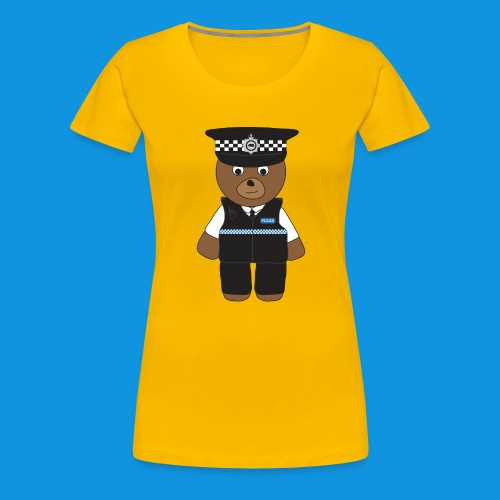 PC Bear - Women's Premium T-Shirt