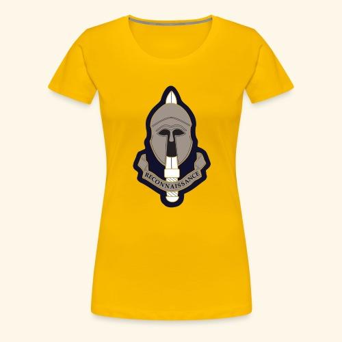 Reconnaissance - Vrouwen Premium T-shirt
