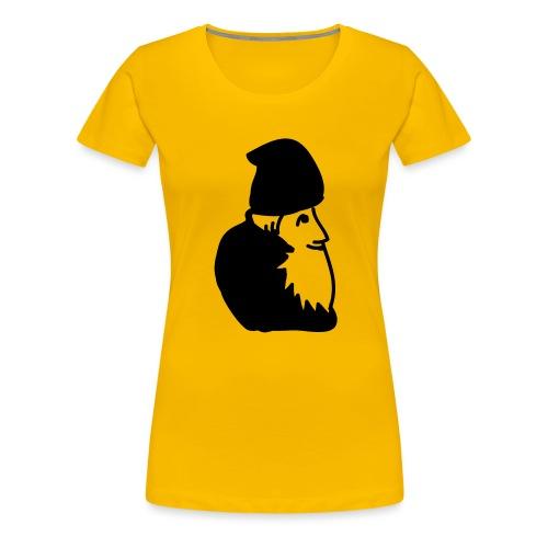 Waldorf Zwerg - Frauen Premium T-Shirt