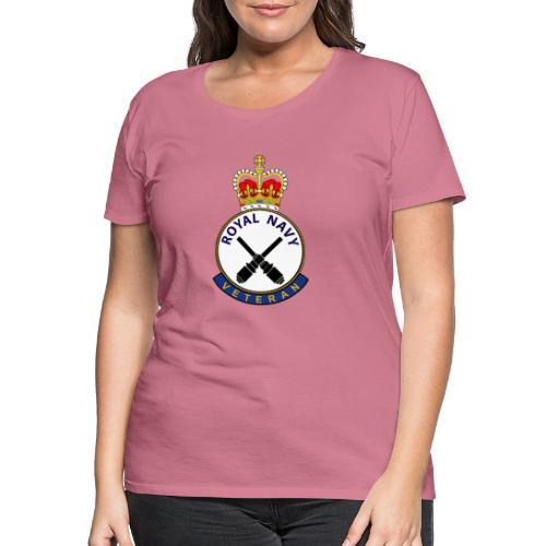 RN Vet GUNNER - Women's Premium T-Shirt