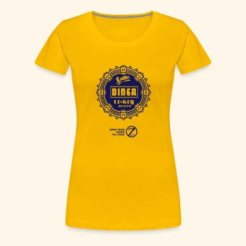 Seth's, inverted - Frauen Premium T-Shirt