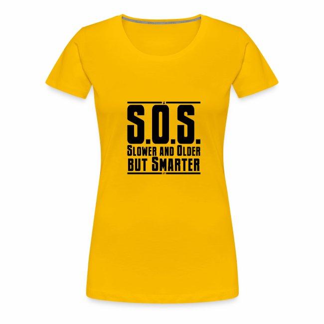 SOS Più lento e più vecchio ma più intelligente