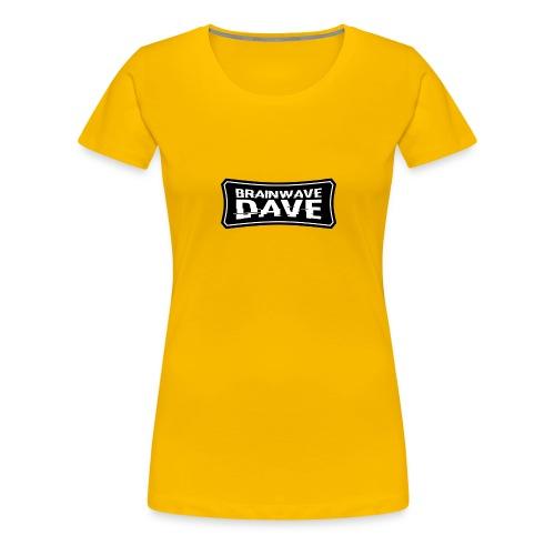 logo xxl ohne figur 2 - Frauen Premium T-Shirt