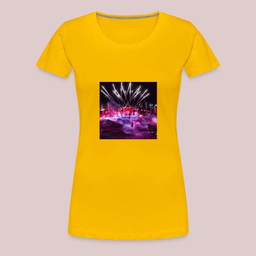 Tomorrowland - Women's Premium T-Shirt