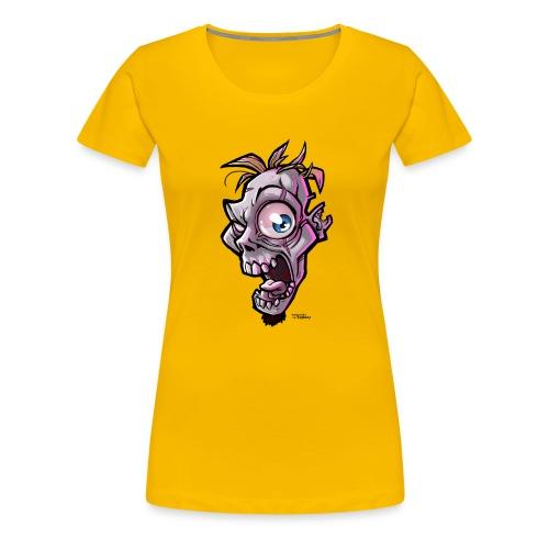 Drawing Dead T-01 - T-shirt Premium Femme