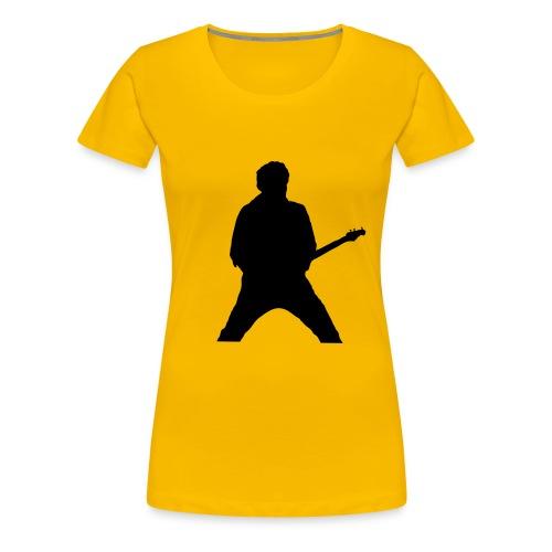 Luke Ombré - T-shirt Premium Femme
