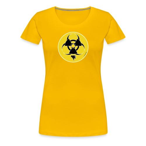 Atomkraft Nein Danke 2.0 - Frauen Premium T-Shirt