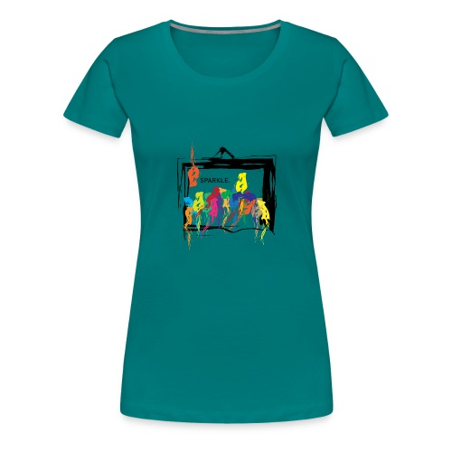 Sparkle - Women's Premium T-Shirt
