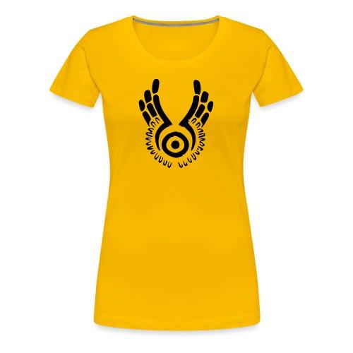 Ohjaajaoppilas - Naisten premium t-paita
