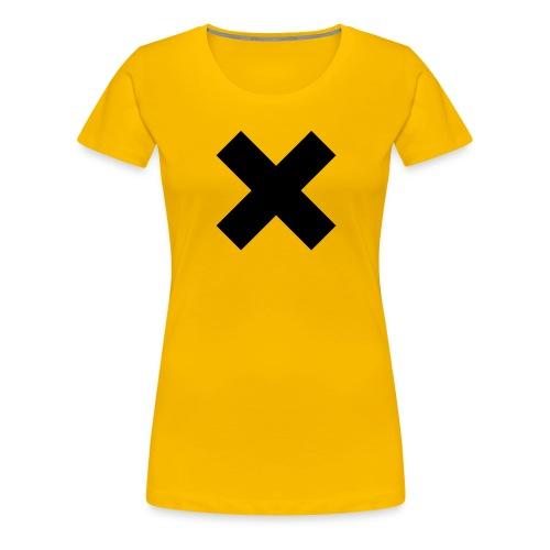 Ärsyttävä - Naisten premium t-paita