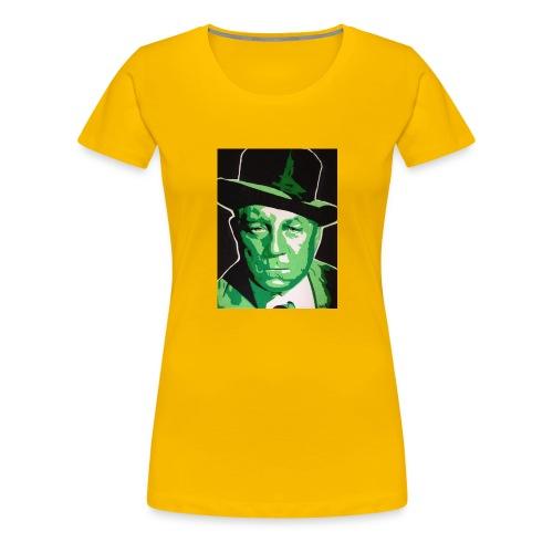 Tee shirt H Jean Gabin - T-shirt Premium Femme