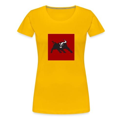 TOREROX - T-shirt Premium Femme