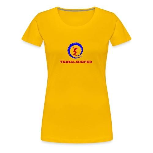 Tribalsurfer - Women's Premium T-Shirt