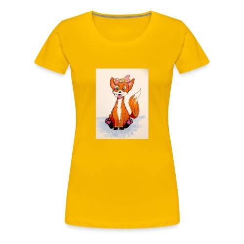 7095A012 2DFD 428F A704 98066BE12671 - Women's Premium T-Shirt