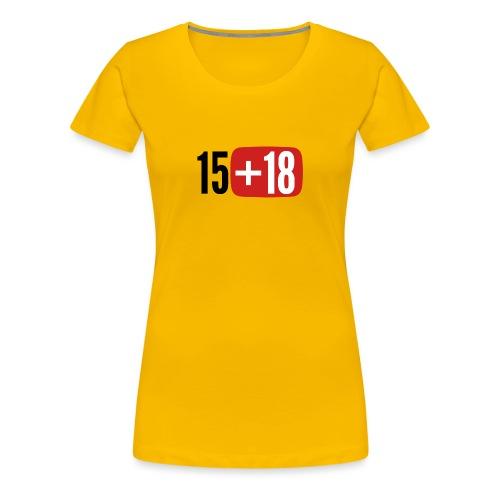 1518 - Maglietta Premium da donna