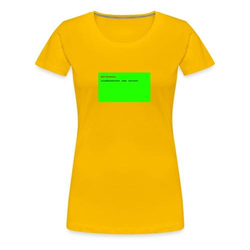 LLAMANATORS = SAVAGE - Women's Premium T-Shirt