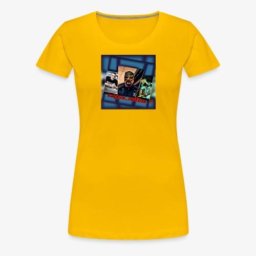 Rapper_outfitss - Frauen Premium T-Shirt