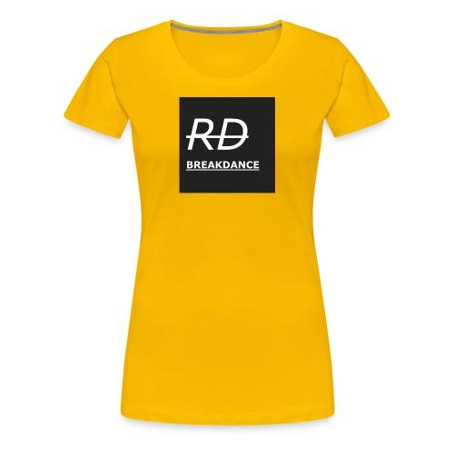 RD dance - Frauen Premium T-Shirt