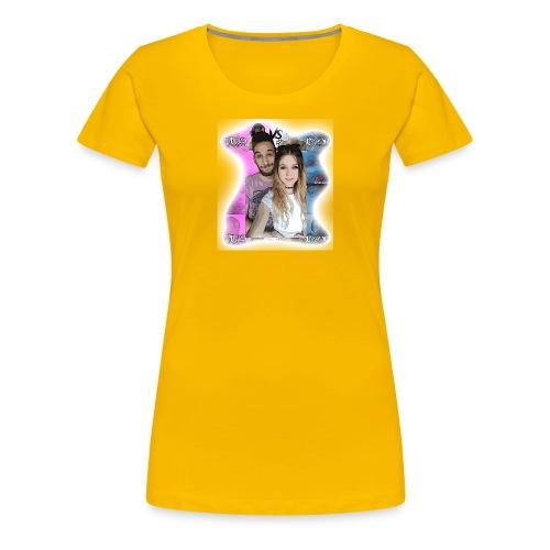 Tina VS Ivan - Women's Premium T-Shirt