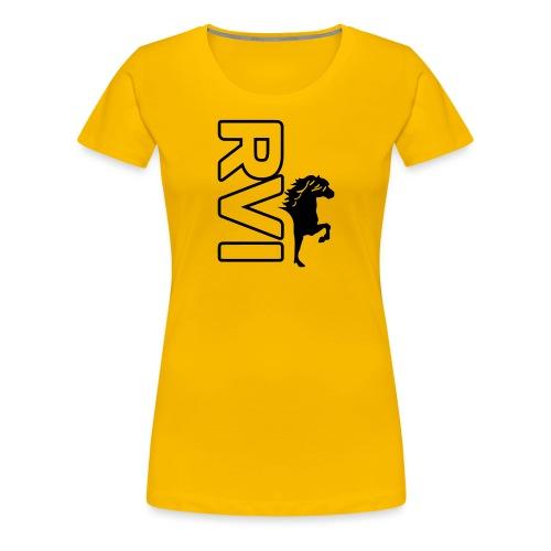 RVI3 - Frauen Premium T-Shirt