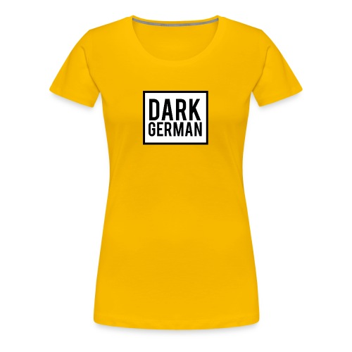 MERCH - Frauen Premium T-Shirt