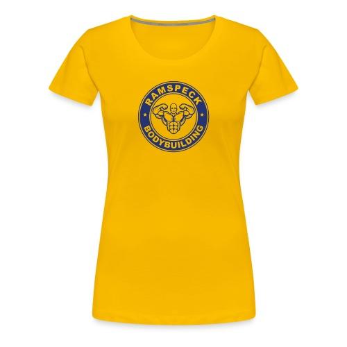 RamspeckBodybuilding - Frauen Premium T-Shirt