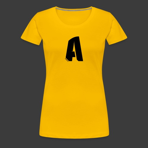 ARGO™ Noir - T-shirt Premium Femme