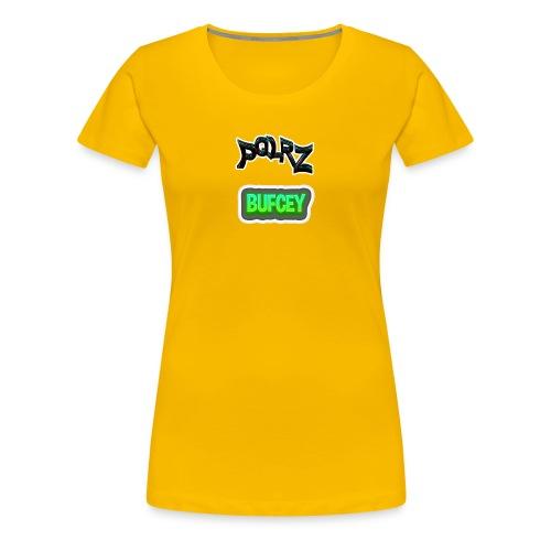 BufcAndpqlrz - Women's Premium T-Shirt