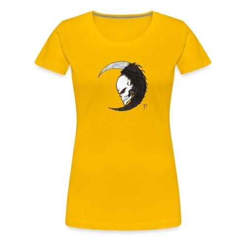Dead Moon - T-shirt Premium Femme
