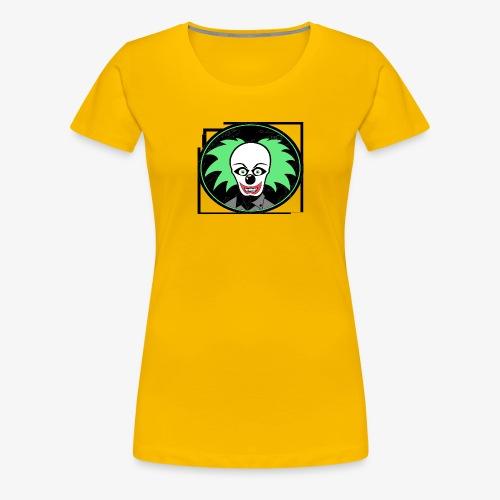 payaso 3001 - Naisten premium t-paita