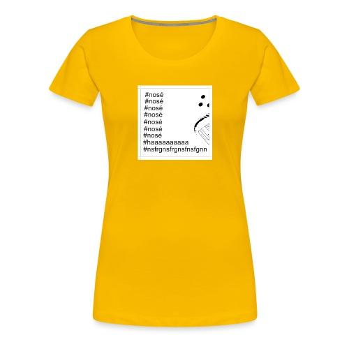 Hashtag - Camiseta premium mujer