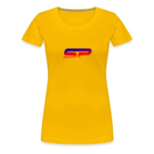 sp voor altijd - Vrouwen Premium T-shirt