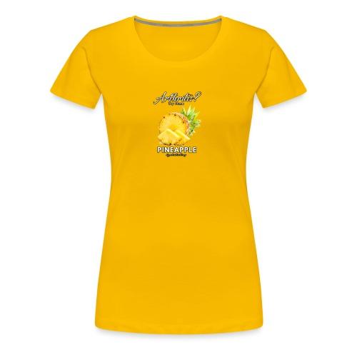 HIPP for Pineapple - Women's Premium T-Shirt