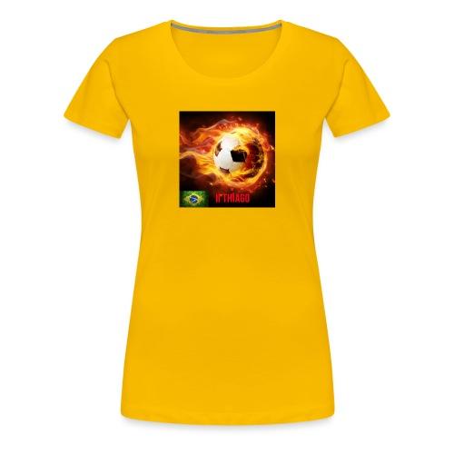 i tHIAgo - Maglietta Premium da donna