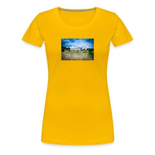 Barbara Mapelli - Castello di Chenonceau, Francia - Maglietta Premium da donna