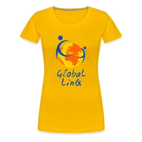 GL LOGO1t - Vrouwen Premium T-shirt