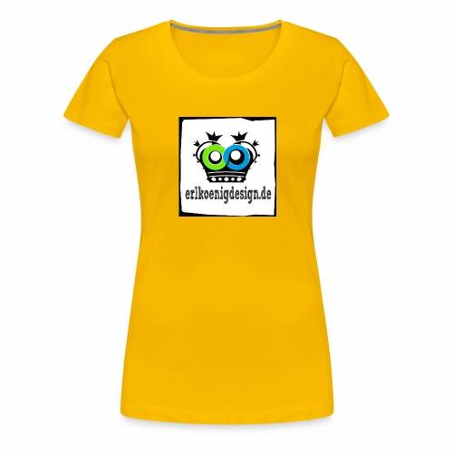 erlkoenig - Frauen Premium T-Shirt
