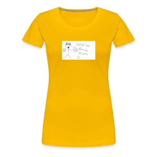 sub to me - Women's Premium T-Shirt