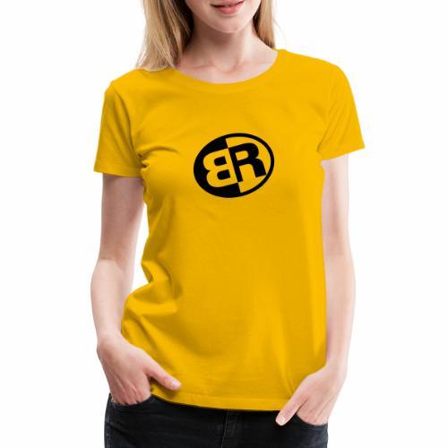 Logo BR - Frauen Premium T-Shirt