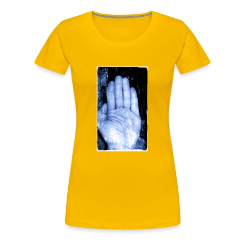 hand - Koszulka damska Premium