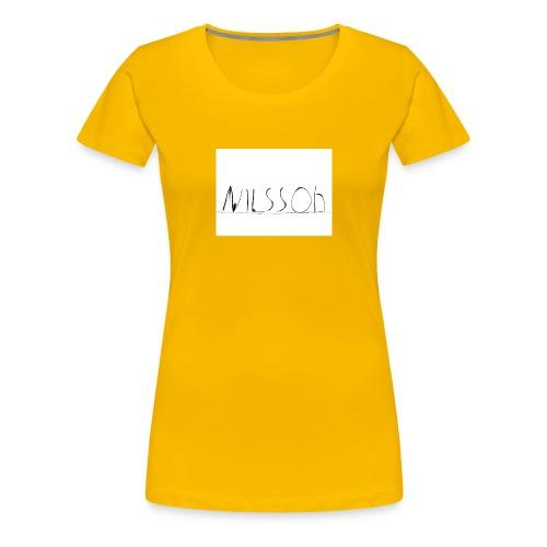 J.nilsson - Premium-T-shirt dam