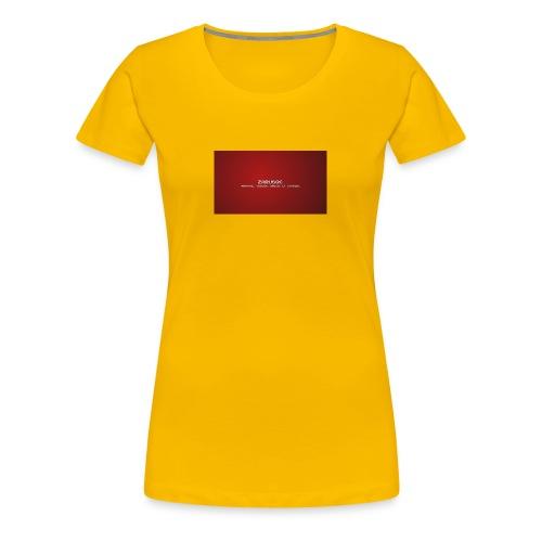 Zarus qc - T-shirt Premium Femme