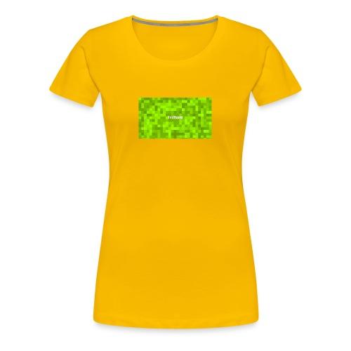 Youtube Triffcold - Frauen Premium T-Shirt