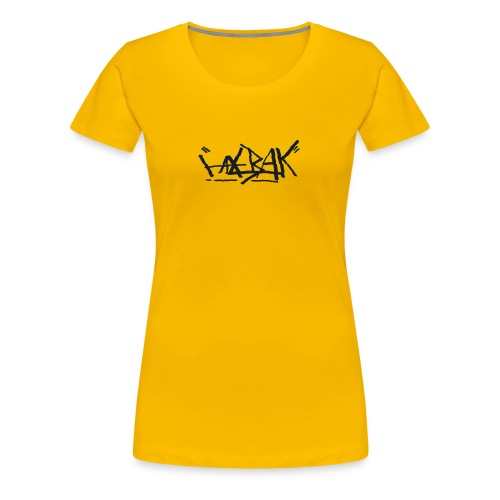 Sweat Hlbak Beats - Women's Premium T-Shirt