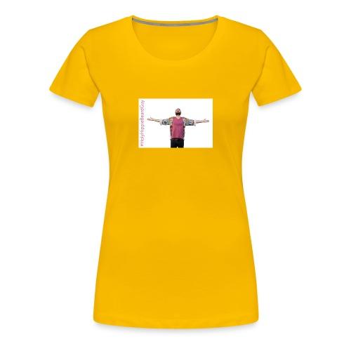 HolyHippieBeardGuy - T-shirt Premium Femme