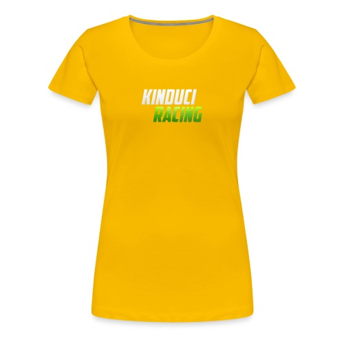 kinduci racing logo - Women's Premium T-Shirt