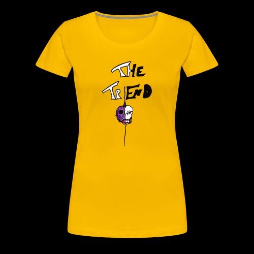 The TrEnd - Frauen Premium T-Shirt